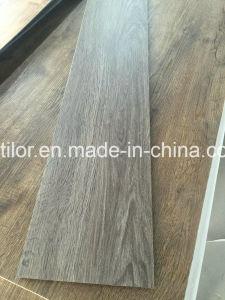 O PVC impermeável altamente leigos solto / Glue-Free Azulejos pavimentos em vinil de Luxo