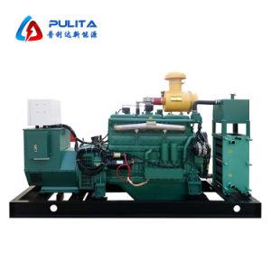 80kw biogás Gas motor generador de Lista de precios