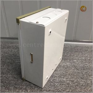 2018년 가구 단일 위상 금속 배급 상자