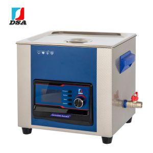 La frecuencia de 10L Doble pantalla LCD Limpiador ultrasónico con Degas limpieza