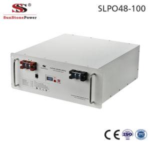 Литиевая батарея 48V 100 Ач для солнечной системы хранения данных