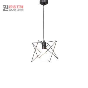 Moderna iluminación LED Lámpara de metal colgante colgante cocina luz para la barra de Bar Restaurante Comedor