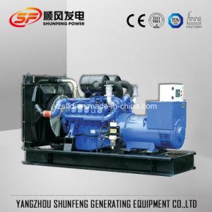 generatore diesel silenzioso di energia elettrica del MTU 530kw con l'alternatore senza spazzola
