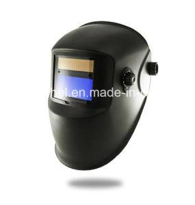 自動溶接のヘルメットを暗くする/マスク(WH1501)をひく太陽動力を与えられたTIG/MIGの自動車