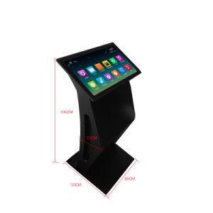 chiosco interattivo dello schermo di tocco della cabina della foto dello schermo di tocco di 21.5  Mutil