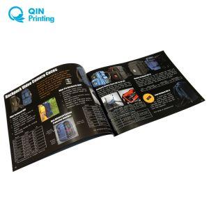 カスタマイズされたバルク安い印刷のパンフレットの本