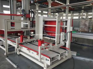 Máquina de paletização automática completa para linha de embalagem Containerl (V-PAK WJ-TIPO SMD-20)