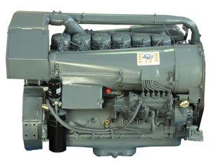 125kw de Dieselmotor Bf6l913cg van de Machines van de Bouw Deutz van de Luchtkoeling