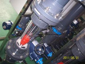 O sistema de filtro de ultrafiltragem 50tph