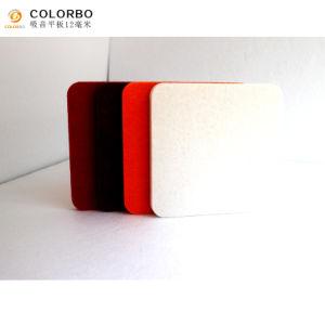 Schönes Sichtanklang-Polyester-Faser-akustisches Panel