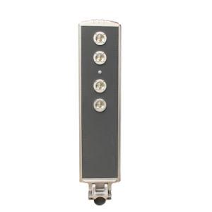 40W LiFePO4のリチウム電池、ダイカストで形造るアルミニウムオールインワン太陽LEDの街灯