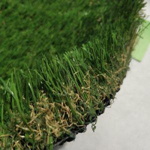 erba artificiale del tappeto erboso dello Synthetic di 40mm per la decorazione