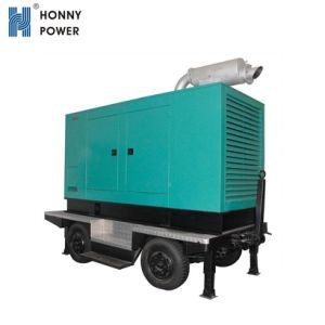 Honny力の移動発電機