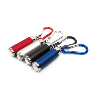 China fornecedor grossista Chaveiro Lanterna de metal para Brindes Promocionais