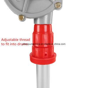 알루미늄 회전하는 기름 디젤 연료 수동식 펌프