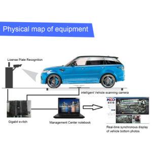 Mcd-V9s Mobile unter Fahrzeug Surveilliance Scannen-Kontrollsystem-Maschinen-Auto-Bomben-Detektor
