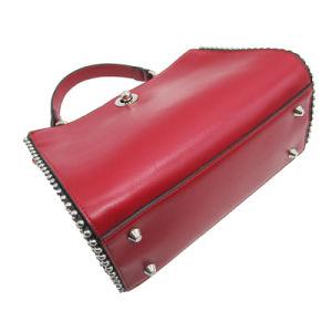 Хорошее качество модным дизайнером сумку с прострочкой леди дамской сумочке