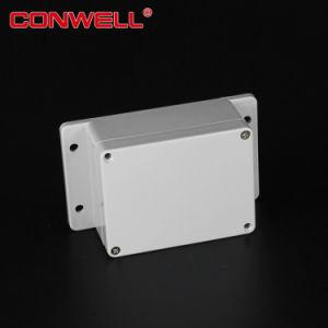 ABS eléctrico IP65 Caixa de plástico impermeável com orelha