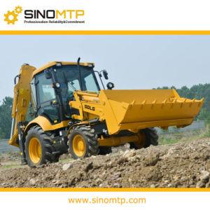 Sdlg B877 8.4 Backhoe Ton van de Machines van de Lader voor de Aanleg van Wegen