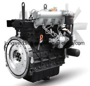 De Gekoelde Dieselmotor van Raywin Water voor Gensets (4D24 18.5kw-33.5kw)