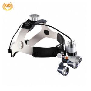 3W LED AC DCのタイプ拡大の身体検査ヘッドライト