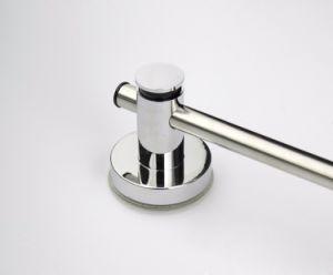 Personalizado de alta calidad de ventosa de vacío de la barra de toalla de baño