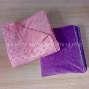 Microfibra Eco-Friendly tapete de yoga exclusivo tecido Toalha