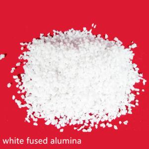 研摩剤の砂の送風白い溶かされたアルミナの屑