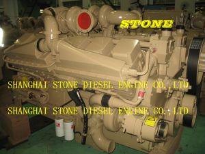 발전기 세트를 위한 Cummins 디젤 엔진 Qsk38-G5 So61008 1107kw 50Hz