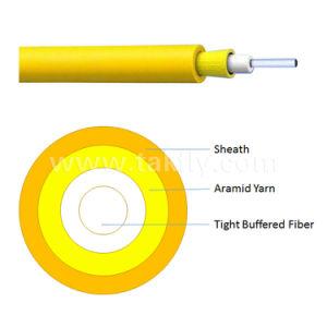 가장 새로운 단순한 케이블 1.6mm/2.0mm/3.0mm 실내 섬유