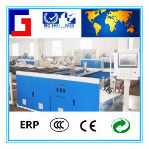 Hoja de PET/Película/Línea de extrusión de la máquina de extrusión de plástico