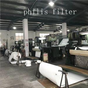 Полиэстер воздуха передвиньте ткани для цементного завода, химической промышленности и металлургии