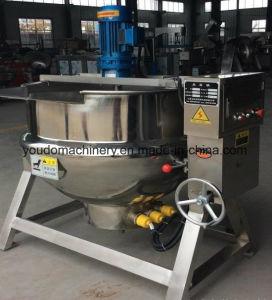 Udjc-200ステンレス鋼マルチ機能Jacketed鍋の/Sugarのボイラー