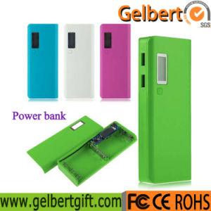 大きい容量の電話のための携帯用RoHSの充電器10000mAh力バンク