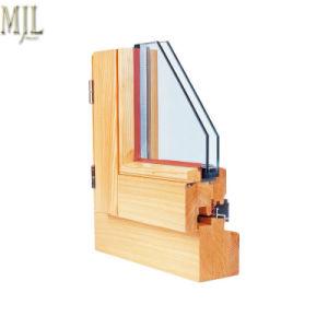 Portello di alluminio della stoffa per tendine della decorazione di alta qualità del rivestimento di legno di lusso di griglia