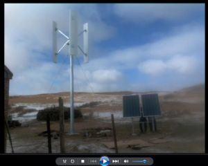 Grade de micro sistema inteligente de energia Mgs-5kw 3KW+2kw