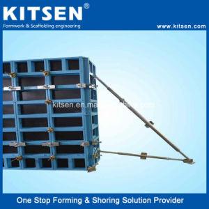 Systems-Wand-Verschalung der Betonmauer-K100 für Brücken-Angrenzen