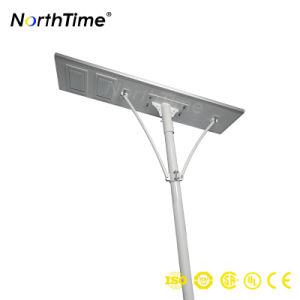 最も強力な屋外の高いLEDの道はBluetooth LEDのカメラが付いている太陽街灯をつける