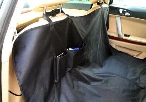 ハンモック耐久ファブリックベンチ600dによる車の防水ペットシートカバー