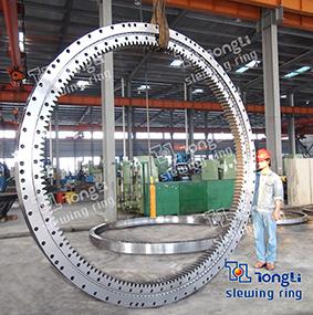 KOMATSU Excavator Slewing Ring/Swing Bearing für KOMATSU PC650 mit Highquality