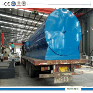 15ton Per Day Continuously Used Motor Oil Refinery Plant