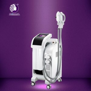 Permanentes Hair Removal Device mit IPLShr Diode Laser System