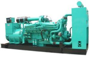 Cumminsの水によって冷却されるディーゼルかガスの発電機