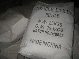 Dioxyde van het Titanium van de Kleur van de Schede van de Kabel van het plastic Materiaal het Witte voor de Kabel van pvc