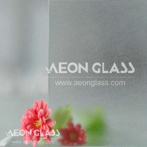 3mm, 3.5mm, 4mm, 5mm, 6mm en 8mm Patterned Glass, Figured Glass, Clear Mistlite Glass