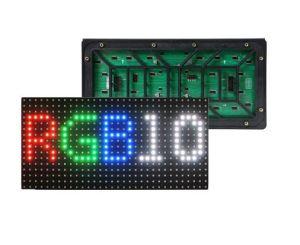 P10 l'extérieur de la publicité numérique couleur affichage LED