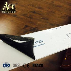 Imprimées en noir&blanc Film protecteur pour profilé en aluminium