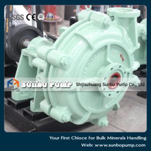 Industrial pesado de la bomba centrífuga de procesamiento de minerales aprobados CE