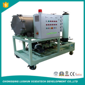 Ls-Rg-50 Separación de la coalescencia de aceite de turbina de escape