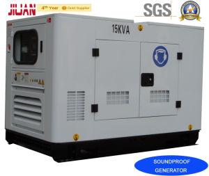 無声中国Engine 10kVA Diesel Generator